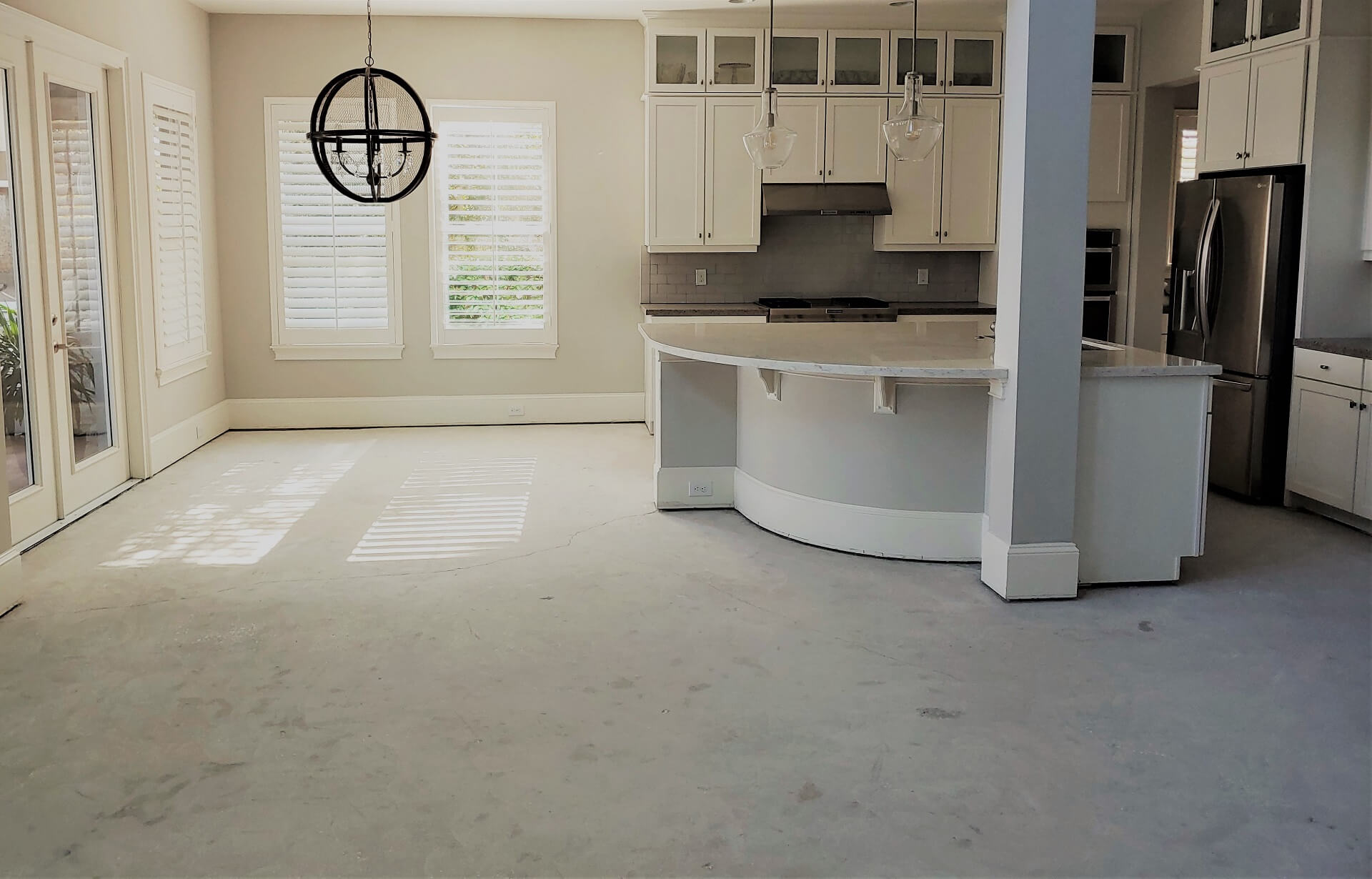 Central Florida Dust-Free Tile Removal