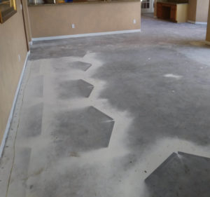 CFL Dust-Free Tile Removal Concrete Profiling